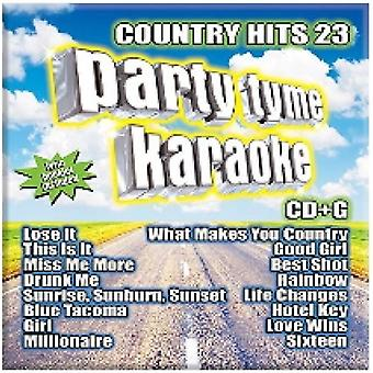 Country Hits 23 [CD] USA import