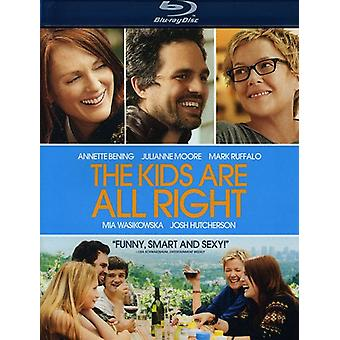 Kids Are All Right [Blu-ray] USA import