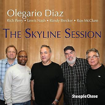 Olegario Diaz - Skyline Session [CD] USA import