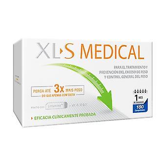 XLS Medical Captagrasas 180 tablets