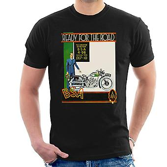 BSA Ready For The Road Men's T-Shirt