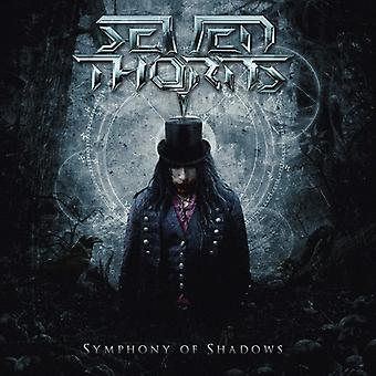 Seven Thorns - Symphony of Shadows [CD] USA import