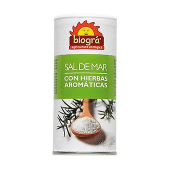 Sal Marinho com Ervas Aromáticas Bio 225 g