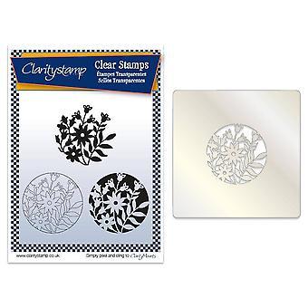 Claritystamp Camomile & Vrienden Stempel, Stencil &; Masker