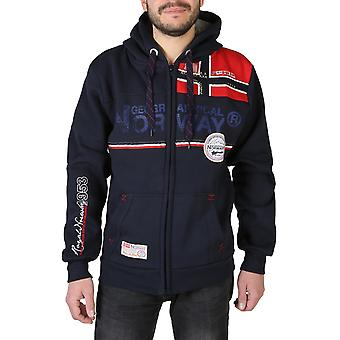 Geographical norway men's cotton sweatshirt