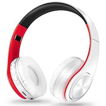 Faltbare verstellbare drahtlose Bluetooth-Kopfhörer