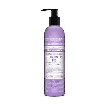 Lavender moisturizing milk (Lait Hydratant wash) 240 ml