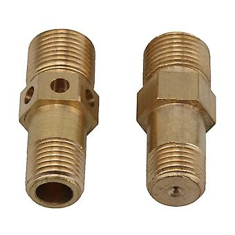 12mm/10mm Cooker Bocazzle Copper Burner Jet Pack de 2