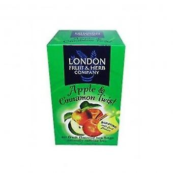 London Fruit & Herb - Apple & Cinnamon Twist