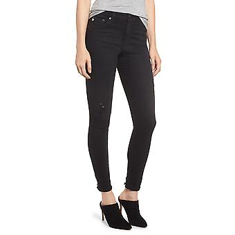 AG Adriano Goldschmied | The Farrah High Waist Ankle Skinny Jeans