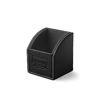 Dragon Shield Nest 100-Black/Black Staple