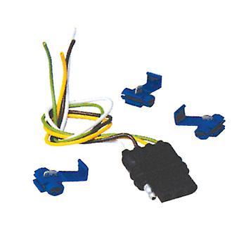 "Hopkins 48005 12"" 4 Wire Flat - Car End"