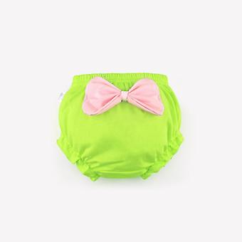 Kids Cotton Underwear Panties Girls- Baby Infant Cute Big Bow Shorts For Children Fashion Underpants Gifts