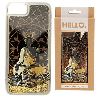 iPhone 6/7/8 Phone Case - Thai Buddha Design