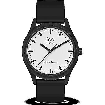 שעון קרח - שעון יד - גבירותיי - ICE אנרגיה סולארית - ירח - בינוני - 3H - 017763