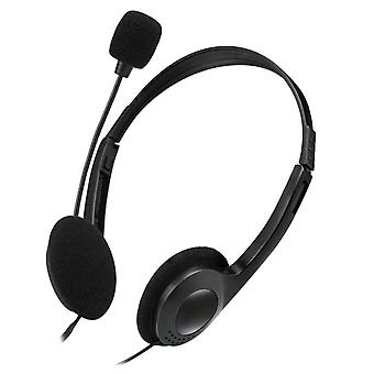 Stereo headphones - Including microphone - Adesso Xtream H4