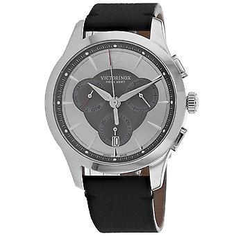 Victorynox Men's Victorinox Silver Dial Watch - 241748