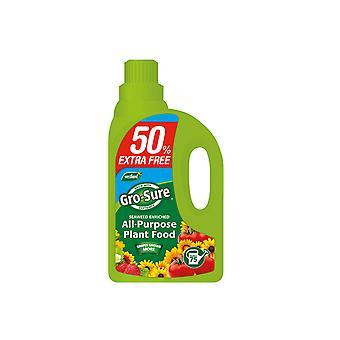 Westland Gro-Sure All Purpose Plant Food 1L +50%