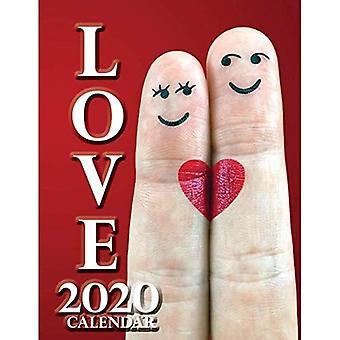 Calendrier Love 2020