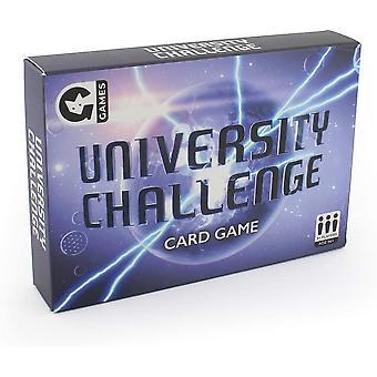 Egyetemi Kihívás TV kvíz kártyajáték