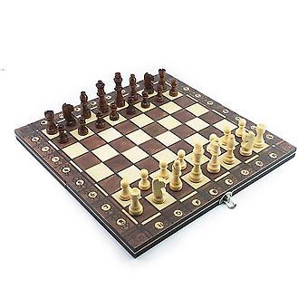 سوبر المغناطيسي الشطرنج لعبة الشطرنج لعبة الداما لعبة الطاولة، مجموعة السفر القديمة