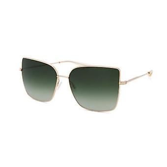 Barton Perreira Mystere BP0029 0VD Gold/Green Gradient Sunglasses