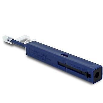 Et-klik Renere Værktøj og Fiber Optic Cleaner Pen Rengøring over tid