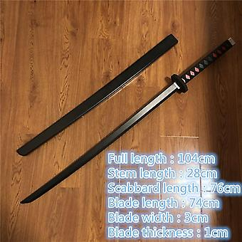 Deadpool Sword, Weapon Cosplay Armed Katana Pu -ninja Knife