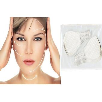 Invisible Thin Face Facial Stickers, Flabby Skin V-shape Face Lift Tape