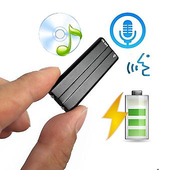 Mini 8gb Klip USB Voice Activated - Cyfrowy Audio Dyktafon