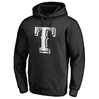 Texas Rangers Platinum Collection Pullover Hoodie Swearshirt Toppar 3WY042