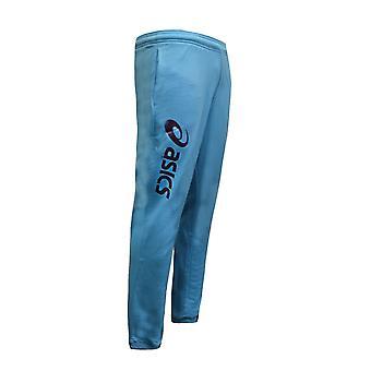 Asics Herre Sigma Sweat Bukser Track Bottoms Joggers Blue 2015XZ T2P5 CC100