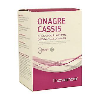 Evening primrose Cassis 100 capsules