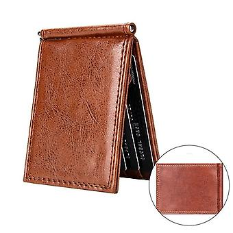 Money Clip Short Wallet