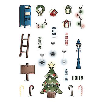 LDRS Creative Country Corner Clear Stamps