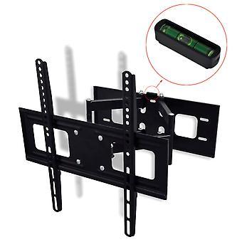 "Two-armed TV wall mount swivel tiltable 3D 400 x 400 mm 32"" - 55"""