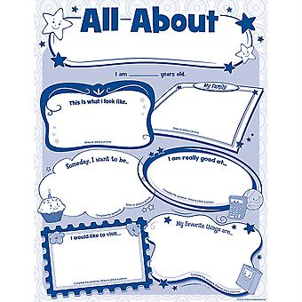 All About Me Poster Pack, Pack de 32