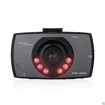 車のDvrカメラフルHD 1080p 140度ダッシュカムビデオレジストラ車の夜