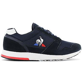 Le Coq Sportif Jazy Classic - Men's Shoes Navy-Blue 2010141 Sneakers Sports Shoes