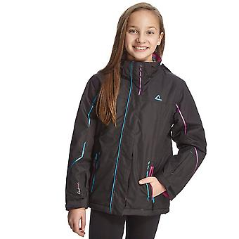 New Dare 2B Girl's Ponder Waterproof Jacket Noir