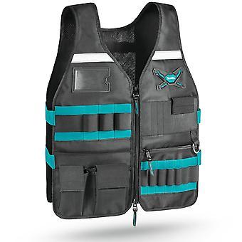 Makita E-05636 BCD Work Vest With Adjustable Pockets