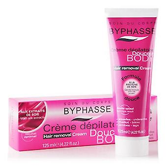 Byphasse Hair Removal Cream Silk Extracts 125ml