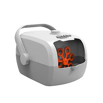 Rechargeable Electric Bubble Machine, Portable Rice Cooker, Children's Bubble Blowing Toy, Fully Automatic