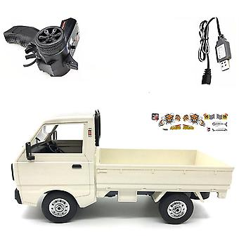 Scale 4wd Truck Climbing Led Light On-road 4wd Electric Hobby Toy