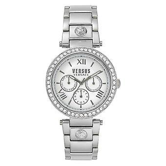 Versus by Versace Women's Watch Wristwatch Camden Market VSPCA1018 Stainless Steel