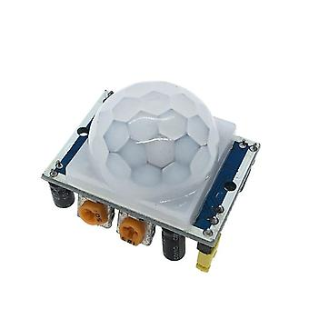 Adjust Ir Pyroelectric Infrared Pir Module Motion Sensor Detector Module