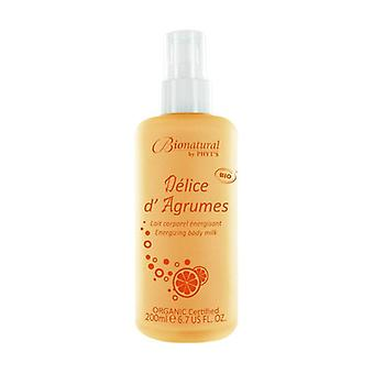 Citrus Delight Body Lotion Bionatural Energizing Getaway 200 ml