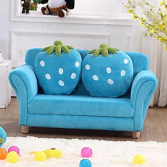 Children's Mini Korean Cartoon Strawberry Small Sofa Decoration