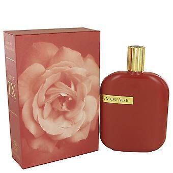 Opus Ix Eau De parfum Spray av Amouage 3,4 oz Eau De parfum Spray