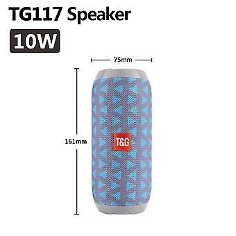 40w Tg118 Bluetooth-kaiutin Ulkona Langaton pylväs Subwoofer